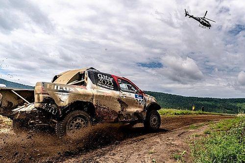 Крещение грязью: «Шелковый путь» стартовал на «Моторспорт ТВ»