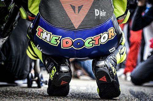 La méforme de Rossi n'est pas due à son âge, selon Meregalli
