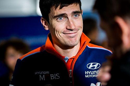 WRC: Hyundai con Breen al posto di Mikkelsen al Rally d'Australia