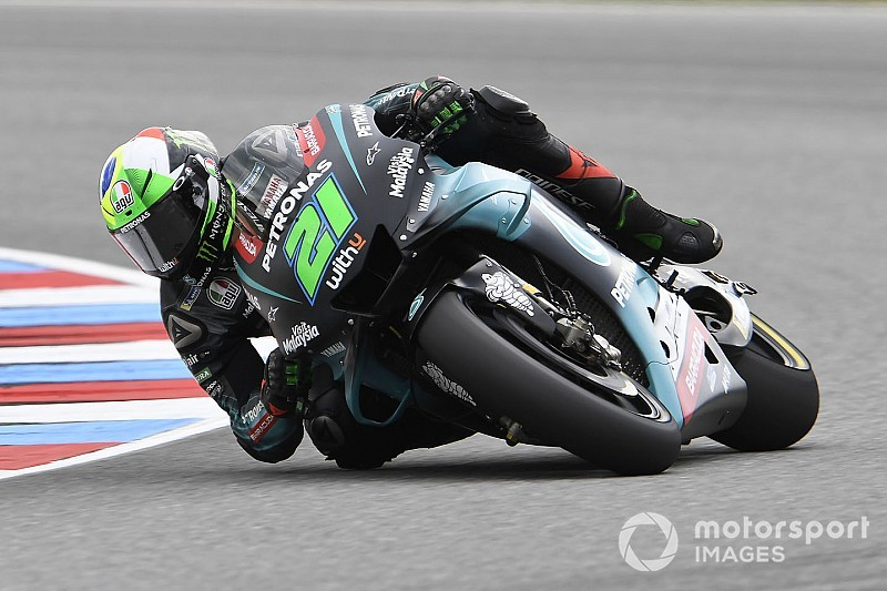 Morbidelli en Mir beschuldigen Zarco van crash in Tsjechische GP