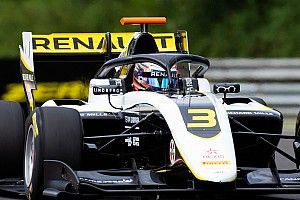 Hungary F3: Renault's Lundgaard takes maiden pole