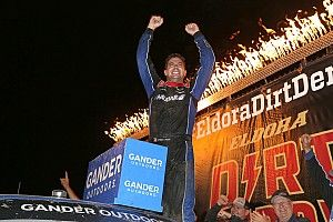 Stewart Friesen earns first Truck win in Eldora Dirt Derby