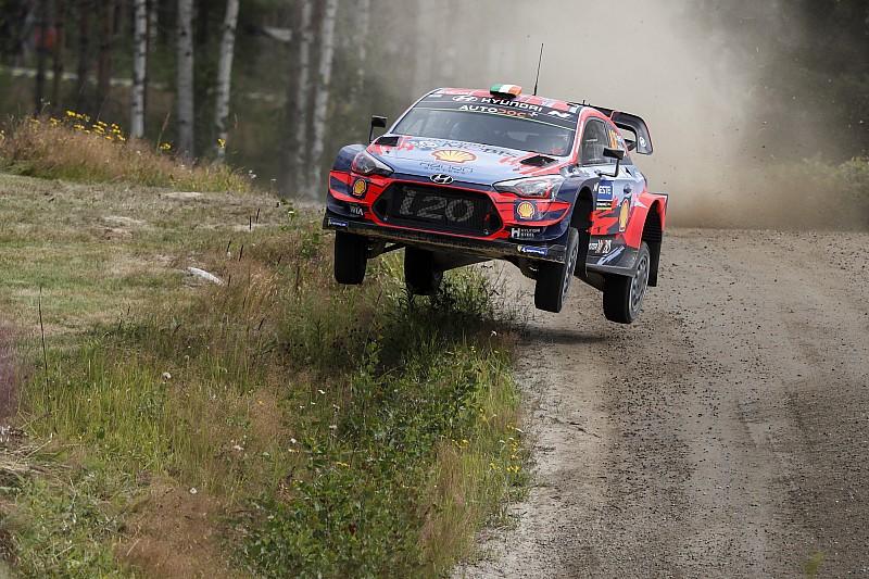 Fotogallery WRC: la prima tappa del Rally di Finlandia