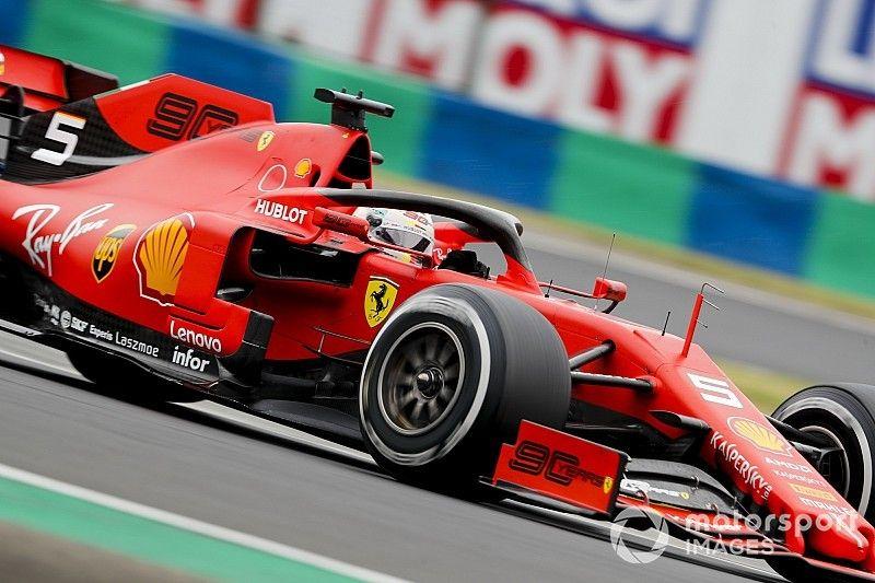 Brawn: Ferrari butuh menang untuk kurangi tekanan