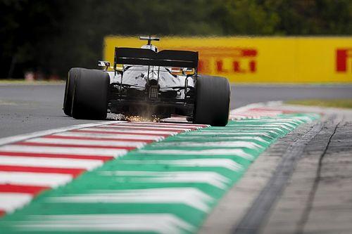 Volledige uitslag derde vrije training F1 GP van Hongarije