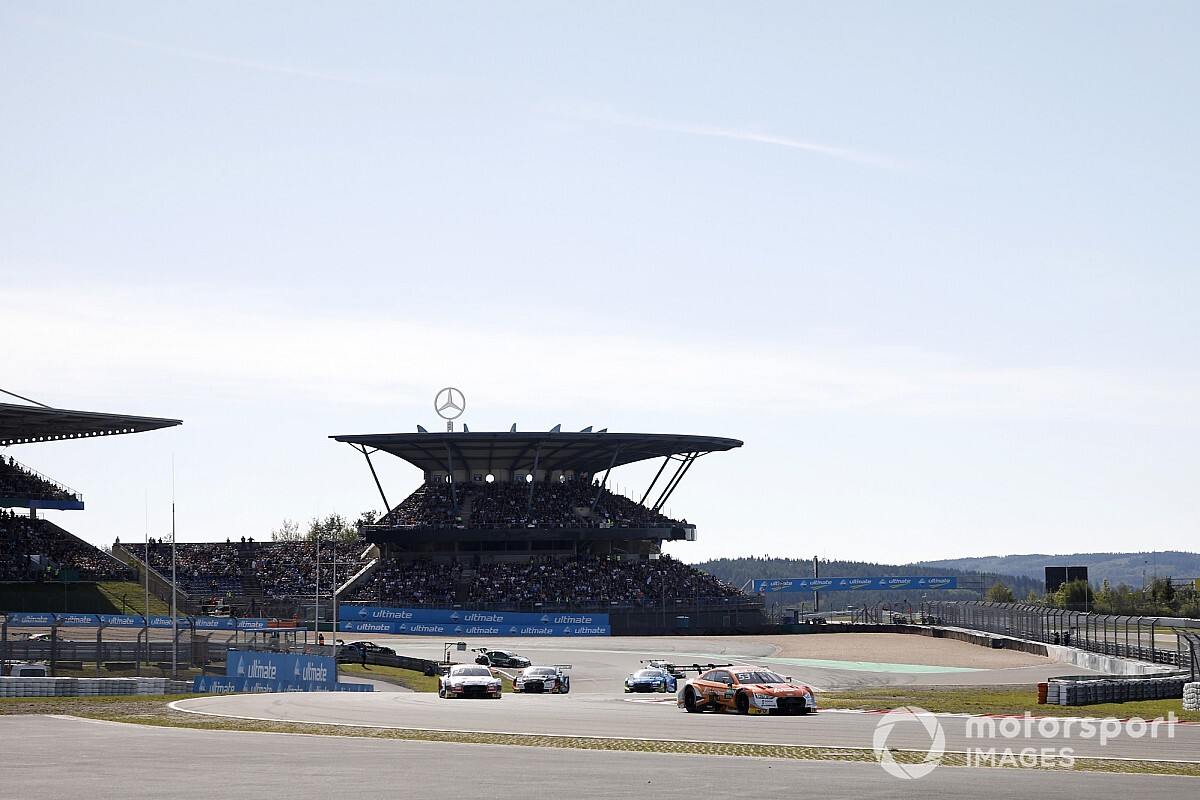 DTM announces closed-doors Nurburgring test