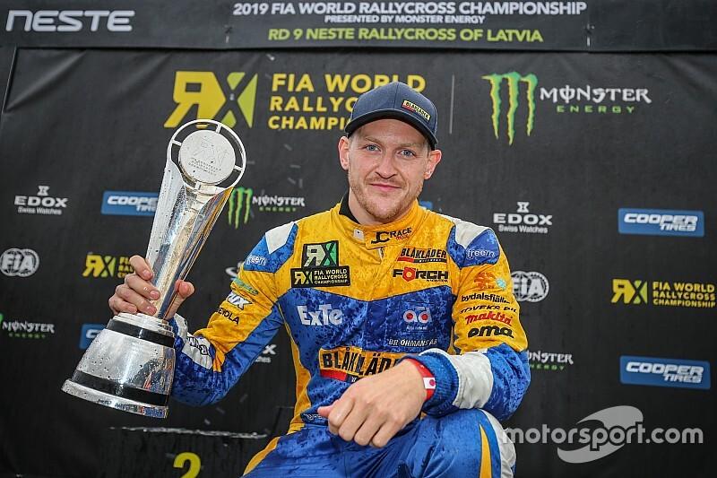 Larsson returns to World RX in ex-Ekstrom Audi