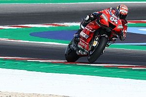 """Dovizioso: No good being """"pissed off"""" at Ducati deficit"""