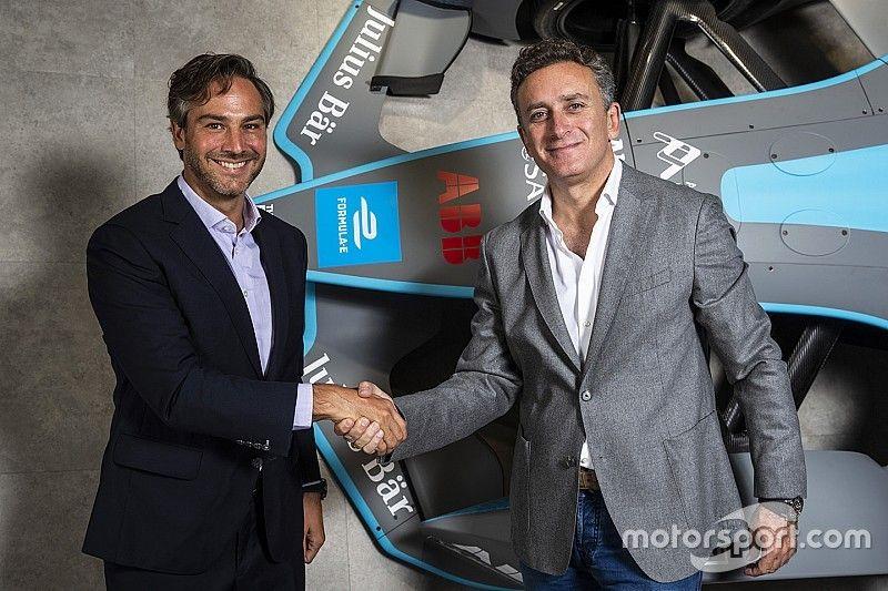 Formula E announces ex-Manchester United executive as CEO