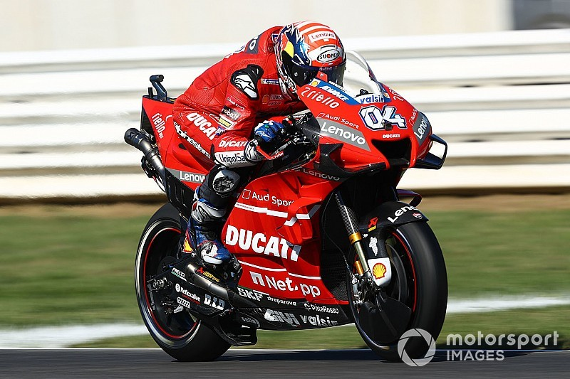 Dovizioso: Ducati expected Misano woes after test