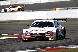 Nurburgring DTM: Rast seals title, Green ends win drought