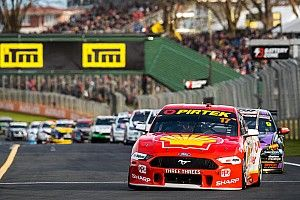 Supercars considering two New Zealand rounds