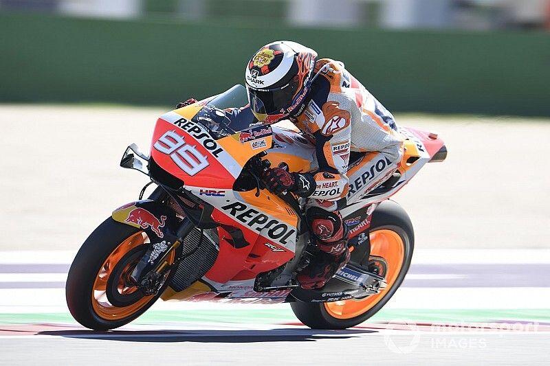 "Lorenzo: ""No creo que este Gran Premio sea de supervivencia"""
