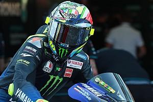 Rossi, Misano'da test yaptı