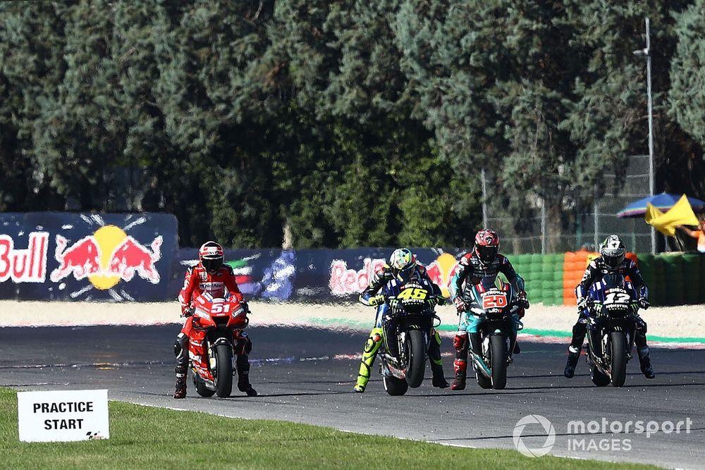 MotoGP vuelve en el Gran Premio de San Marino: previa y horarios