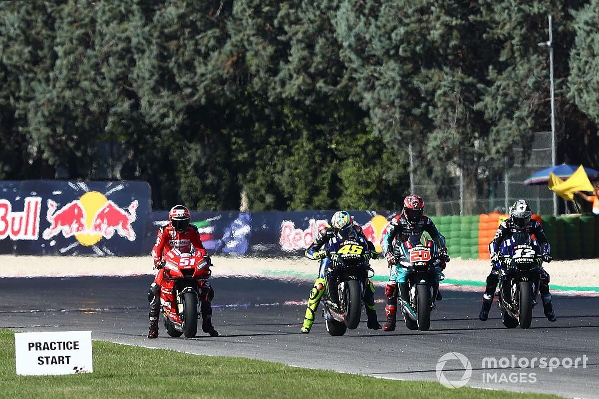 MotoGP Misano 2019: Die Rennen im Live-Ticker