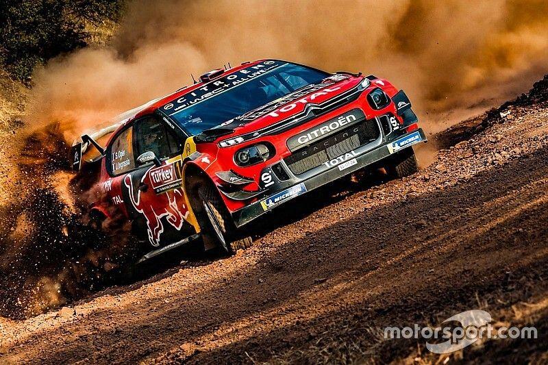 WRC, Rally Turchia, PS8: Ogier vola. Neuville, addio titolo?