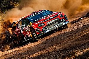 WRC: Citroen schiera in Australia la terza C3 per aiutare Ogier!