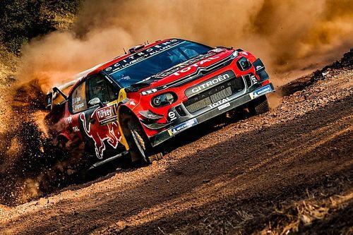 WRC Turkije: Ogier grijpt macht, maar gat naar Lappi is minimaal