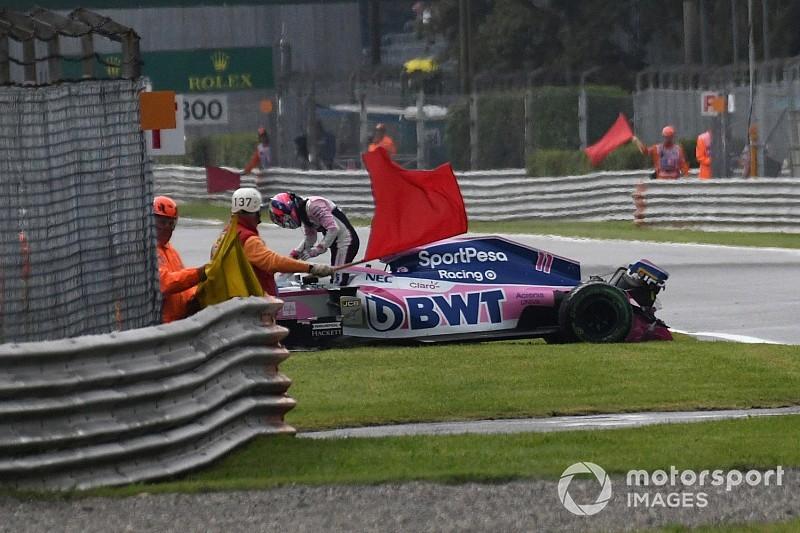 Panaszkodnak az F1-es versenyzők a Pirelli esőgumijaira