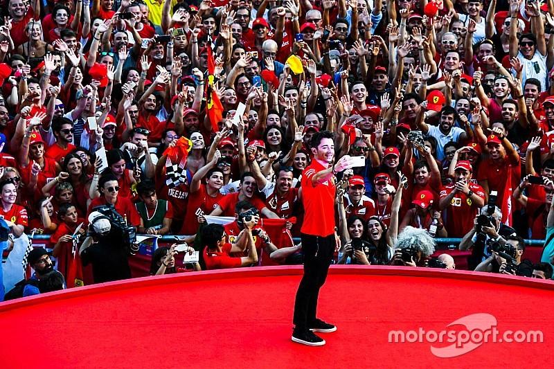 Galería: la fiesta del 90º aniversario de Ferrari