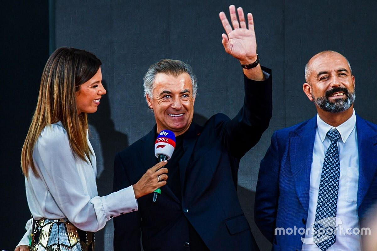 """Alesi: """"Ters grid Formula 1'e uygun değil"""""""