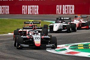 17 гонщиков оштрафовали после квалификации Формулы 3