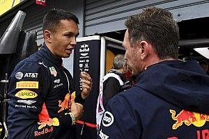 "Red Bull : La trajectoire fulgurante d'Albon ""au mérite"""