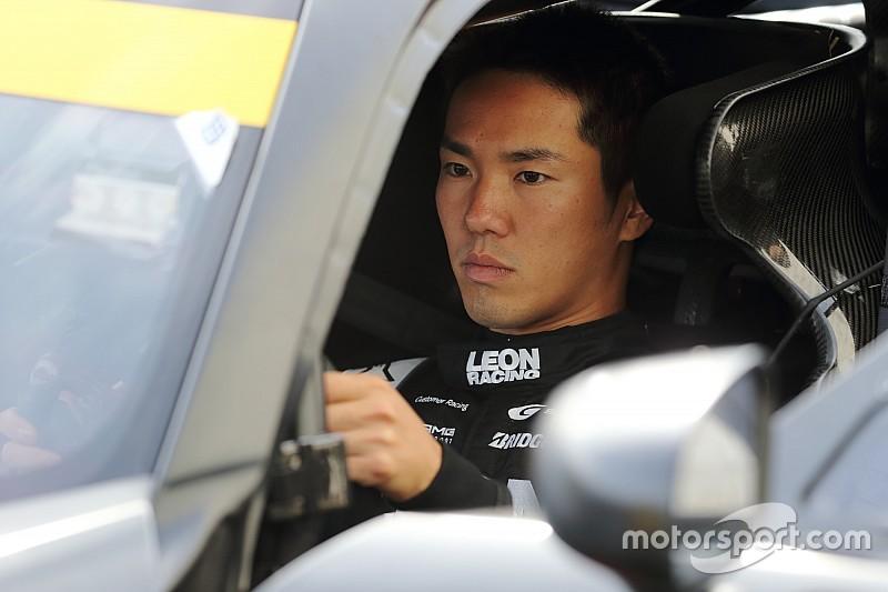 GT300デビューを果たす菅波冬悟「まずは無事故無違反で乗り切りたい」