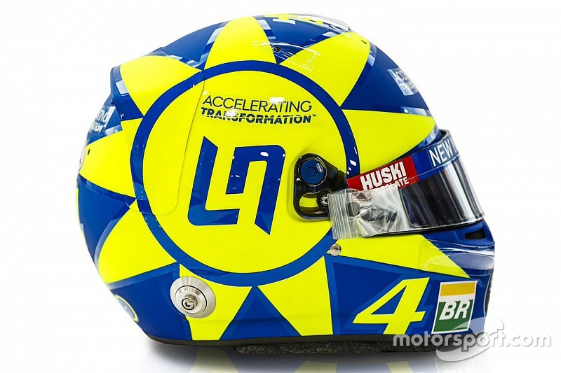 Norris to run Rossi tribute helmet at Monza