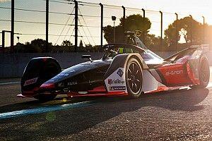 Bemutatta az Audi az új festését a Formula E-ben