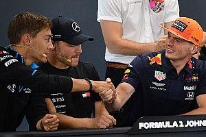 Расселл: Сейчас Ферстаппен не отказал бы Mercedes