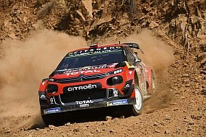 Turkey WRC: Citroen holds 1-2 after Friday stages