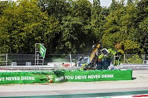 Peroni ontslagen uit ziekenhuis, mist F3-finale in Sochi