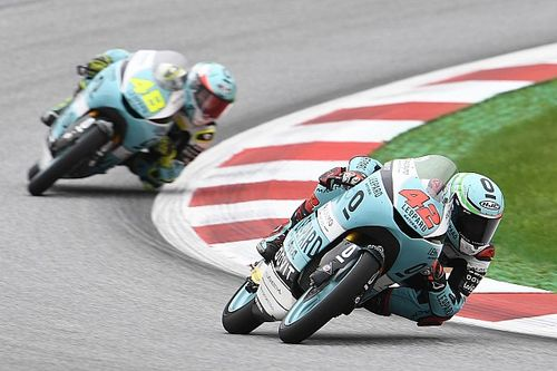 Silverstone Moto3: Ramirez triumphs as Canet hits trouble