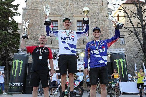 Tomiczek wygrał Hungarian Baja