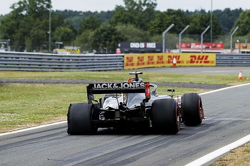Magnussen: British GP bust-up made Haas stronger