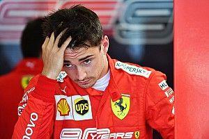Леклер похвалил новое покрытие «Сильверстоуна» и озвучил проблемы с гоночным темпом