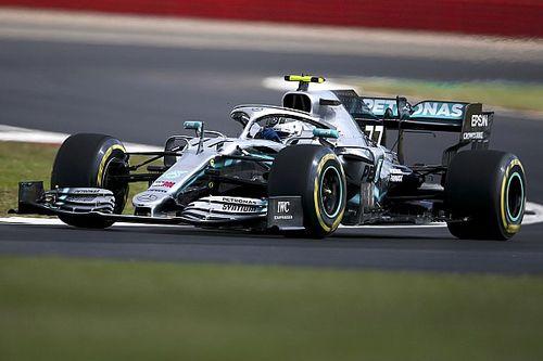 F1 Silverstone, FP2: Mercedes davanti, Ferrari vicina