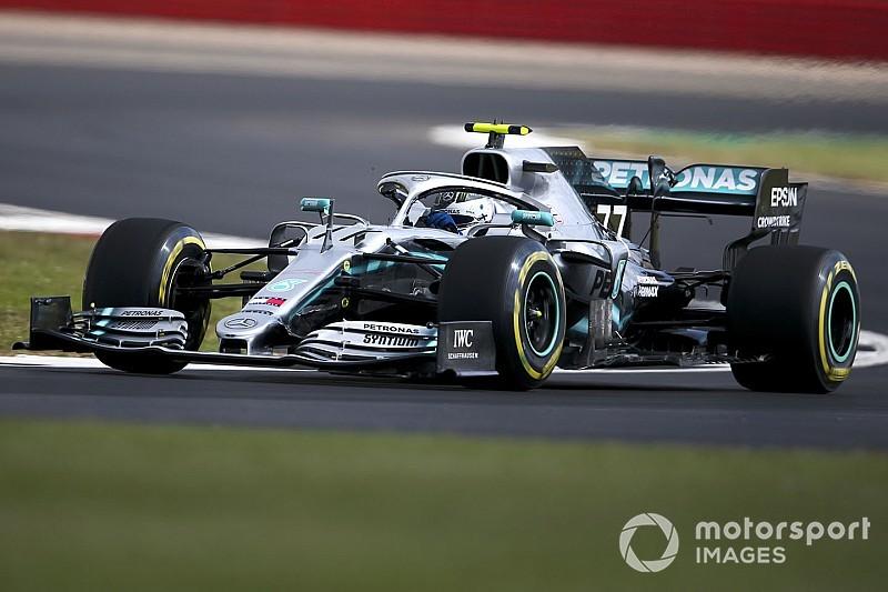 EL2 - Bottas et Hamilton reprennent l'ascendant