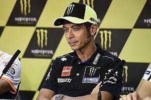 """Rossi: """"Correré este año y el que viene"""""""