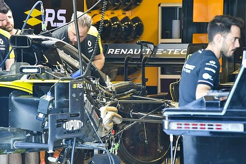 GP Hongaria: Inovasi terbaru F1, langsung dari pit lane