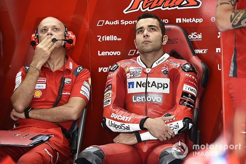"""Petrucci angered by Mir's """"strange"""" behaviour in qualifying"""
