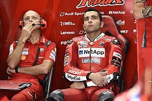 "Petrucci angered by Mir's ""strange"" behaviour in qualifying"