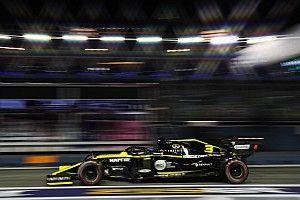 Officieel: Ricciardo geschrapt uit kwalificatie Singapore