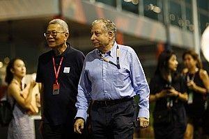 """Todt: """"Kopyalamak F1'de her zaman vardı"""""""