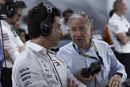 Todt over F1 na corona: 'Mogelijk budgetplafond van $50 miljoen'