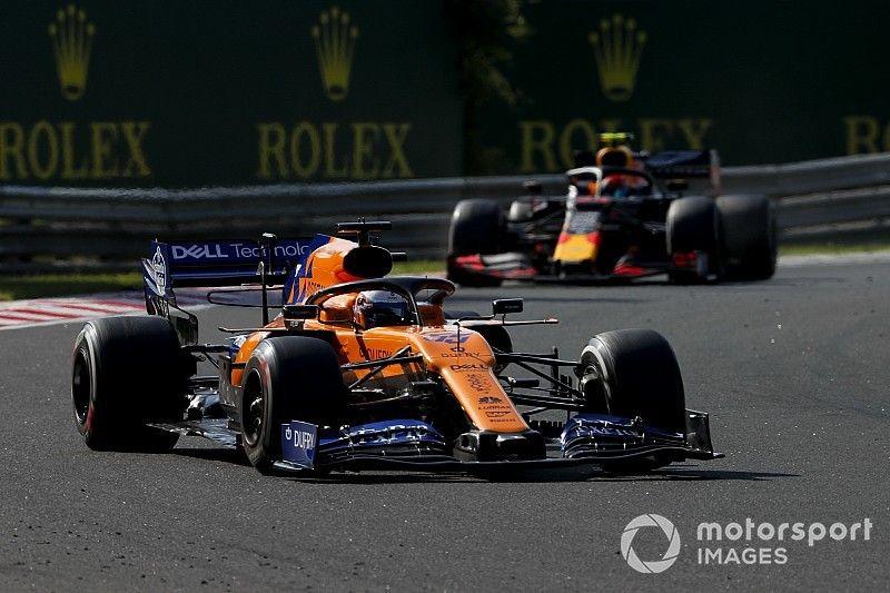 "Seidl, jefe de equipo de McLaren: ""Sainz estuvo impresionante"""
