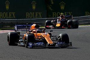 McLaren wants to halve gap to F1's top three in 2020