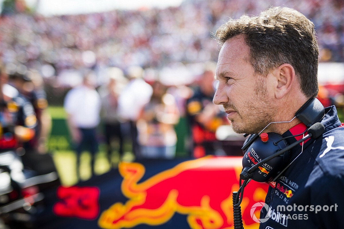 Horner defends Red Bull's young driver focus